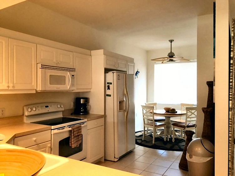 Kitchen with Morning room