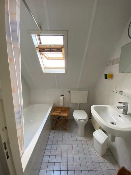 Bathroom on the upper floor