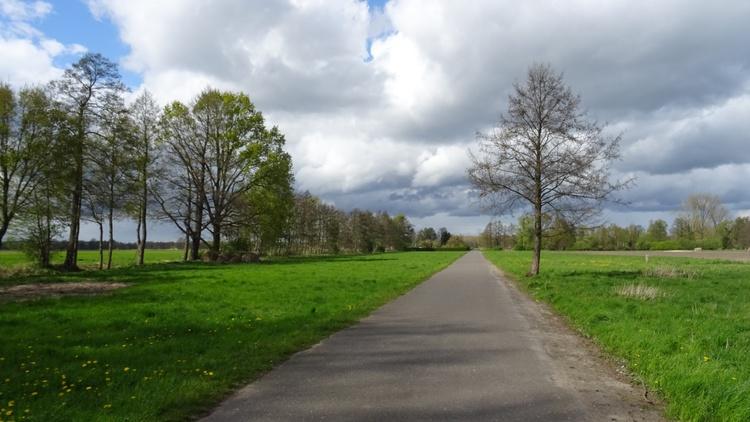 Tolle Rad und Wanderwege