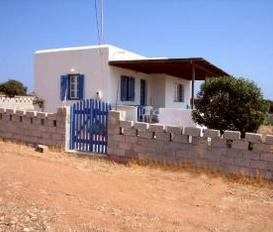 Ferienhaus Antiparos