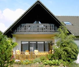Holiday Apartment Staudernheim