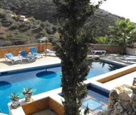 holiday villa Arenas, Axarquía, Malaga