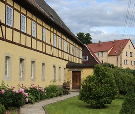 Holiday Apartment Gohrisch OT Cunnersdorf