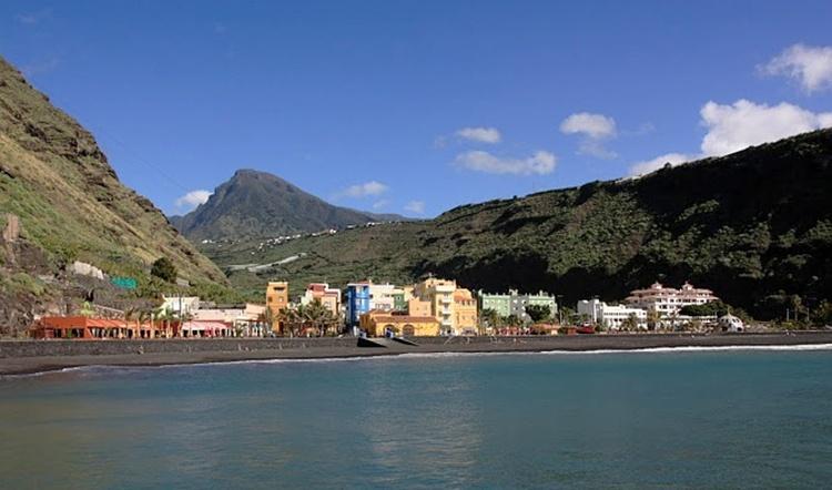 Puerto Tazacorte beach
