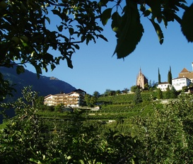 Holiday Apartment Schenna bei Meran