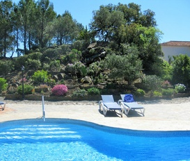 holiday villa Casarabonela