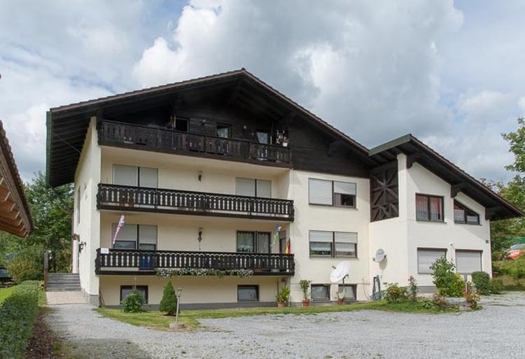 Haus Heidi, Balkon 1. Etage