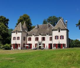 holiday villa Avèze