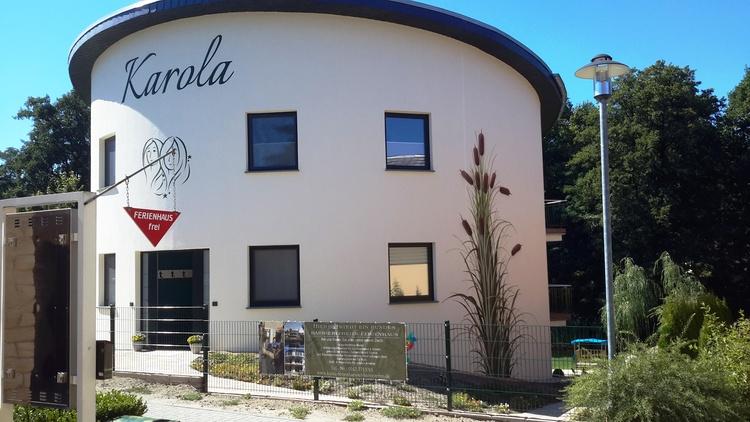 "KAMA-Ferienhaeuser Haus "" Karola"""