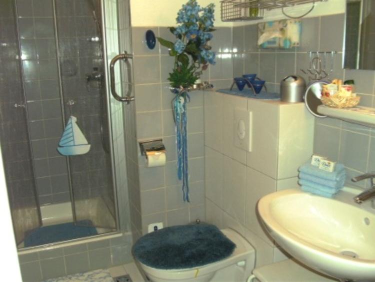 Duschbad incl. Wäsche