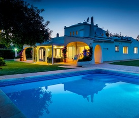 holiday villa Vilamoura