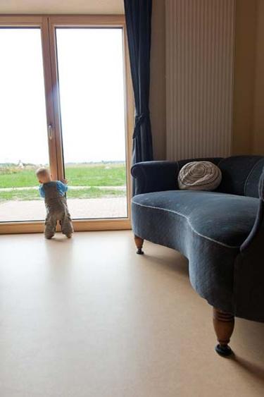 Major Toms living room