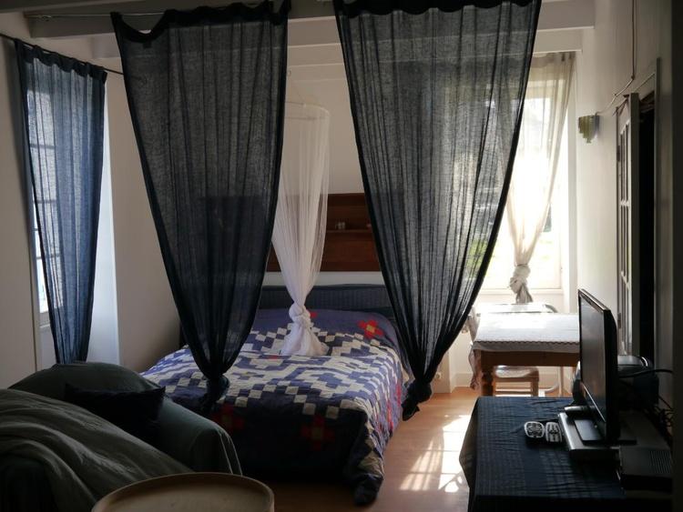 Wohnung Suzanne - Wohnschlafzimmer