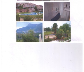 Appartment Calpe