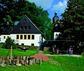 Holiday Home Großrückerswalde