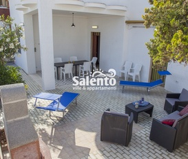 holiday villa Torre Colimena