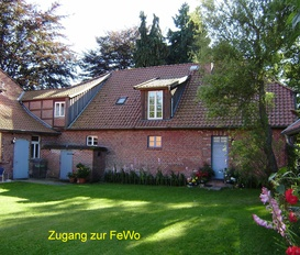 Holiday Apartment Neuenkirchen OT Delmsen
