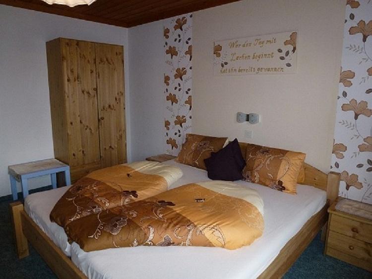 Doppelzimmer und Einzelbett 2