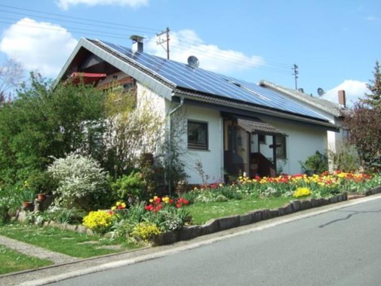 Frühlingshaus