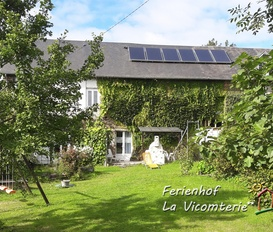 Holiday Apartment Ver/Halbinsel Cotentin