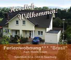 Holiday Apartment Saarburg