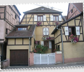 Holiday Apartment Obernai