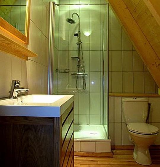 Badezimmer Obergeschoß