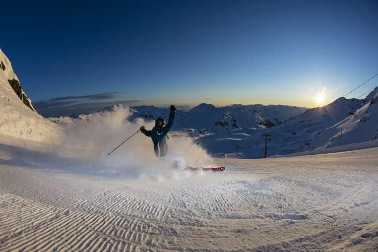 Unser Skigebiet ZillertalArena
