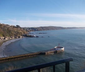 Ferienwohnung Looe/Cornwall