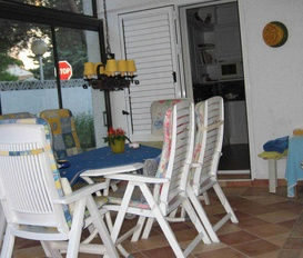 holiday villa Le Cap d'Agde