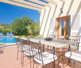 Holiday Home Crestatx-pollensa