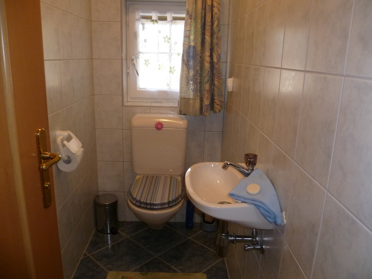 WC getrennt (2x)
