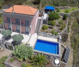 holiday villa Tijarafe