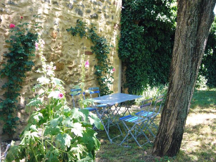 Jardin de la Vierge (Ihr Platz)