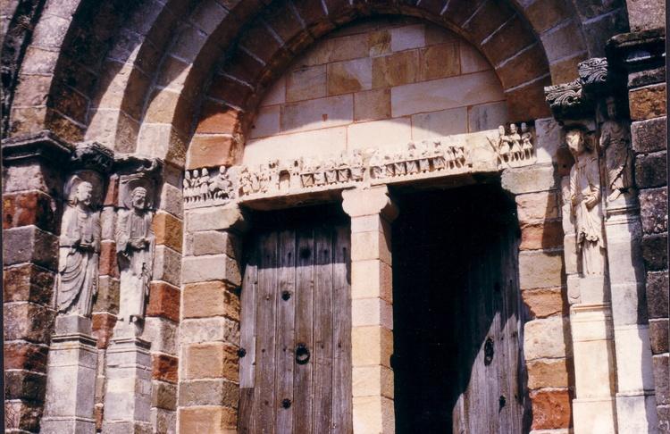 Kirche 'Notre Dame de Thines' (12.Jhd).