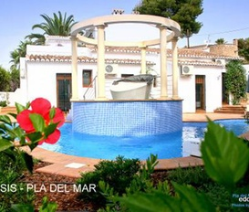 holiday villa Moraira