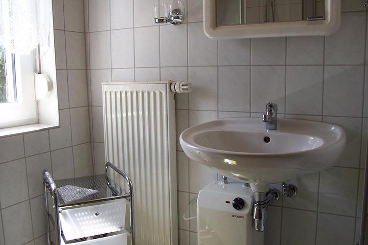 Die Dusche/WC
