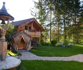 Hütte Grän