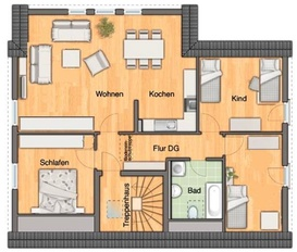 Holiday Apartment Dirmstein
