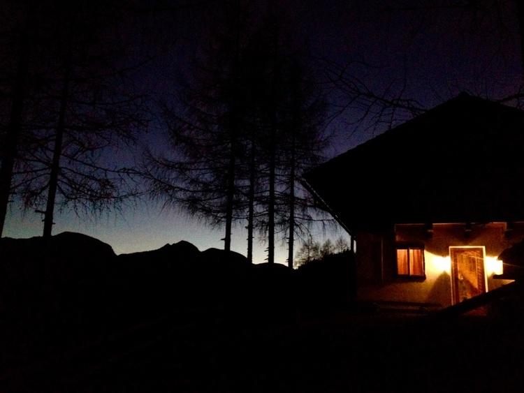 Wintersnacht