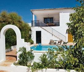 holiday villa Comares