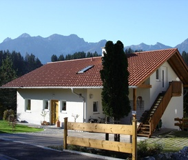Holiday Apartment Rieden am Forggensee