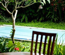 holiday villa ubud