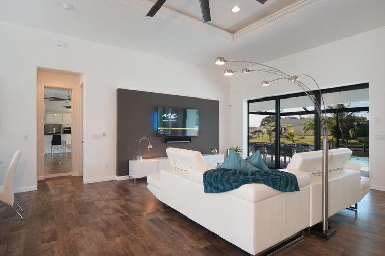 die Villa bietet Ihnen eine gemütliche Atmosphäre
