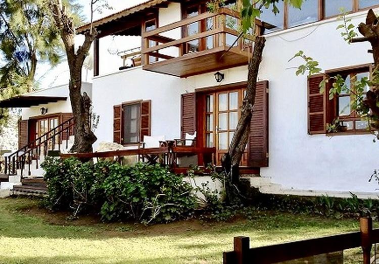 Main Villa Facade