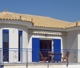 holiday villa Kamaria/Pylos