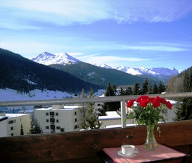 Holiday Apartment Davos Platz