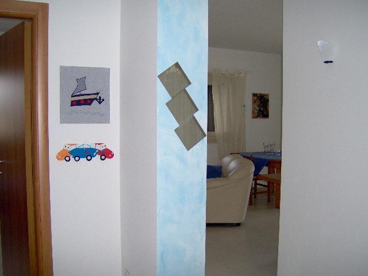 Vorraum in der Wohnung