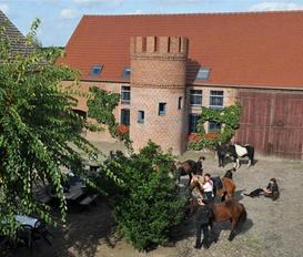 Bauernhof Bad Belzig OT Groß Briesen