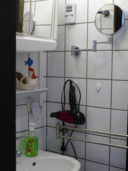 Duschbad Teilansicht